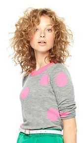 PERECT curly hair