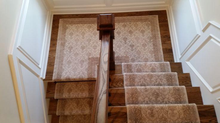Woodstairs Or Carpet Runner Stairs