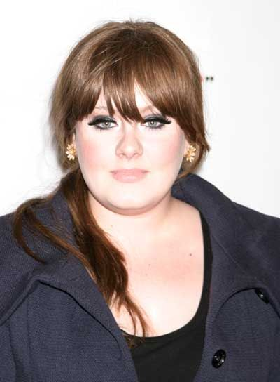 Adele Hairstyles Goddesses And Bangs