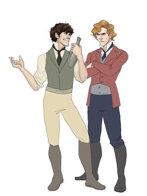 grantaire and enjolras relationship