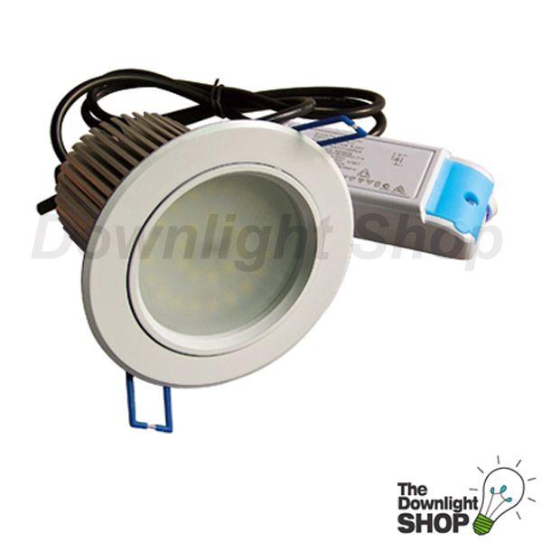 16W SHADOWLINE LED DOWNLIGHT KIT, 120° (WHITE) COOL WHITE LIGHT - $47.99 SAVE: 36% OFF