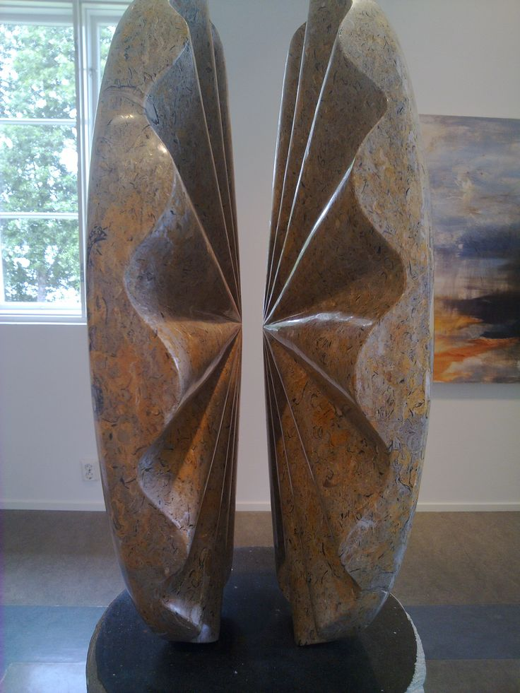 Auli Korhonen: Fossil Piece II