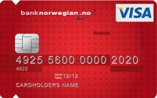 Bank Norwegians kredittkort er et genialt kredittkort for deg som reiser. Blant annet kan du samle opp bonuspoeng på alle betalinger med kortet. Bonuspoengene kan du bruke til å kjøpe flybilletter. Du har også gebyrfrie kontantuttak i utlandet.