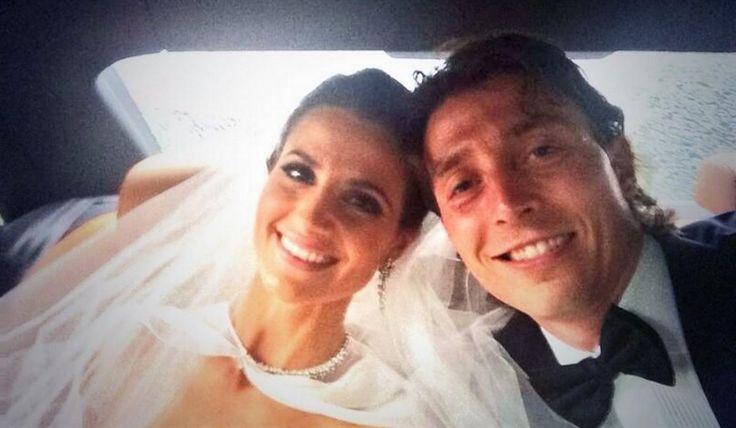 """Cristina  De Pin torna alla conduzione di """"Tacco 12 ! & si nasce"""" e intanto festeggia un anno di nozze con Riccardo"""