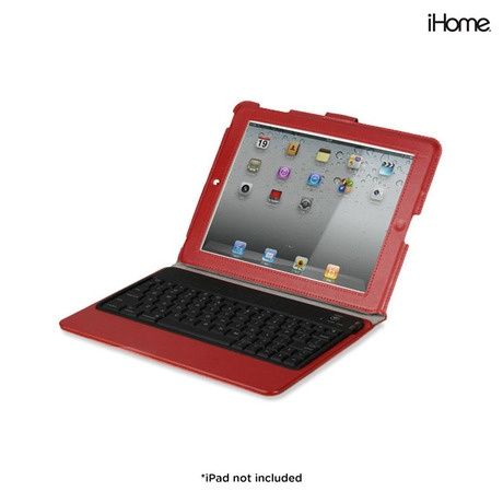 I Found This Amazing Ihome Leather Case With Bluetooth Keyboard For Ipad 2 3 At Nomorerack
