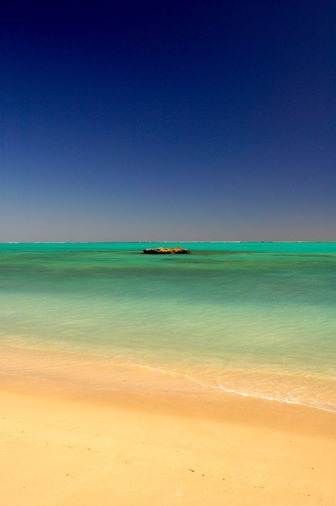 Cape Range national Park--amazing beaches