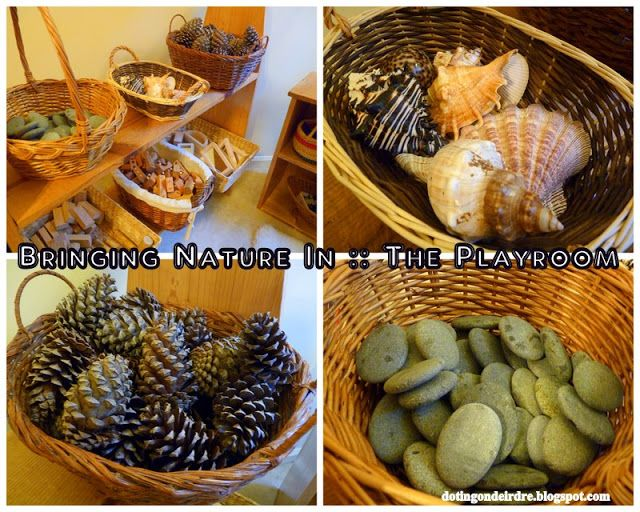 Bringing Nature In :: Part 1 :: The Waldorf Playroom