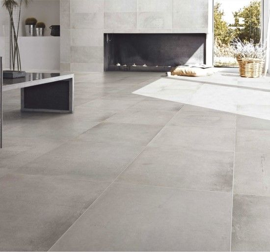 Younhyun Tile 윤현상재 타일 Exposed Concrete Style Tile
