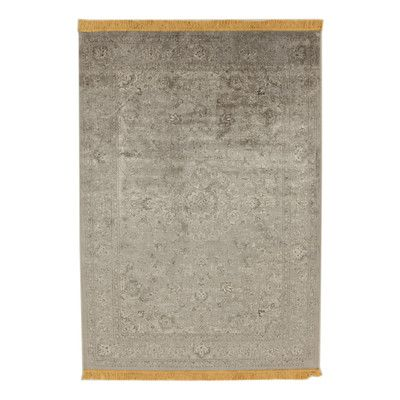 Decorazione-Tappeto Extension giallo, grigio 160 x 230 cm-35495985