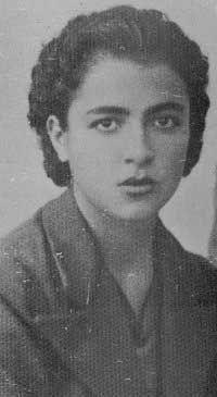 #Sotiria_Bellou, the great #rembetiko singer.