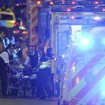 El último atentado de Londres en imágenes