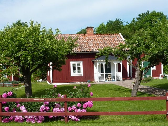 My Rose Valley: Torparglädje - Cottage happiness!