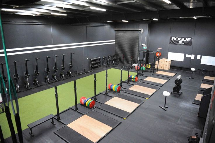 Rogue Equipped Facilities Facility Outfitting Gyms Gym Decor Gym Design Interior Commercial Gym Design