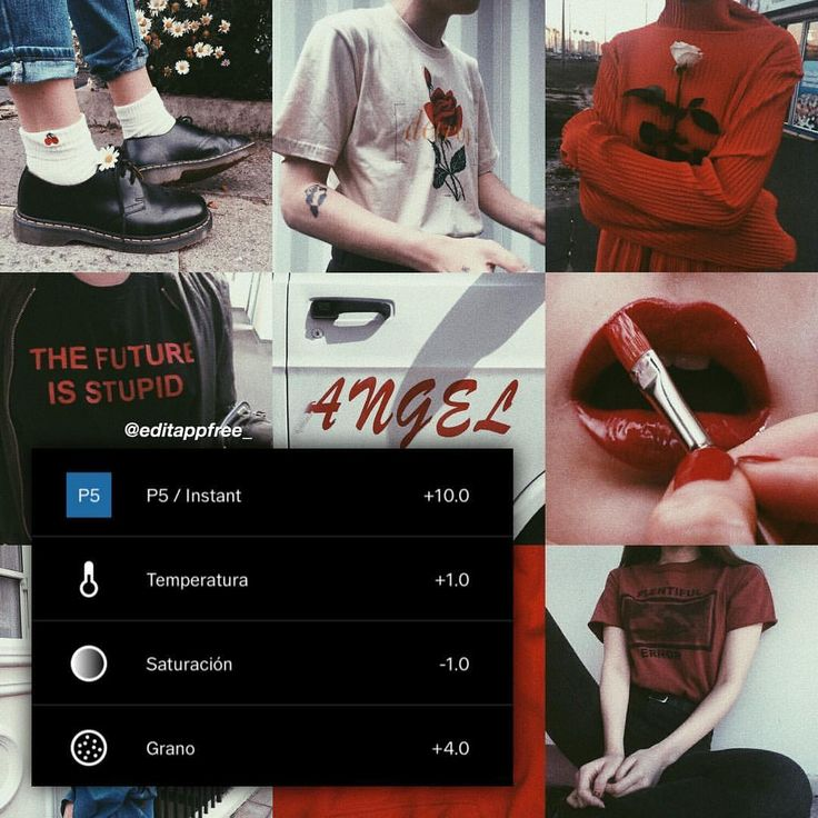 """546 Me gusta, 4 comentarios - VSCO FILTERS AND MORE°*ೃ༄ (@editappfree_) en Instagram: """"comment red emojis! – @bxngogh or @stxrgurrl    @svnsetips"""""""