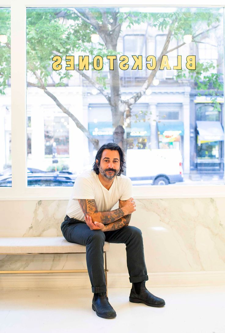 Blackstones' Joey Silvestera Talks His Hair Care Products: Why the cool kids get their hair cut by Blackstones' Joey Silvestera, the cool kids being Alexander Wang and Chloë Savigny   coveteur.com