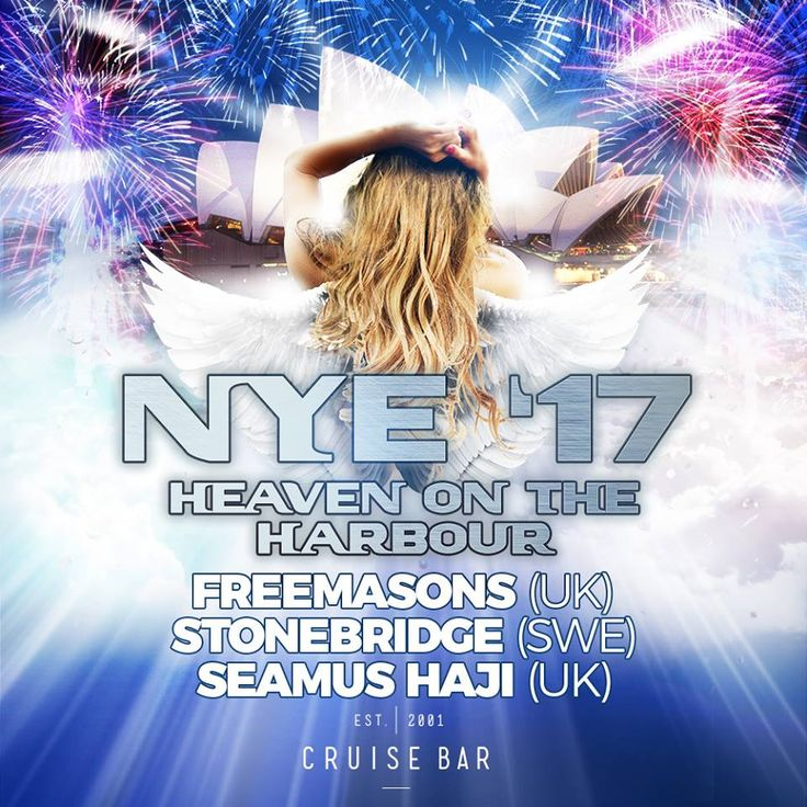 Sydney, I'm going in - this will be epic! #stonebridge #sydney #nye #tour #house