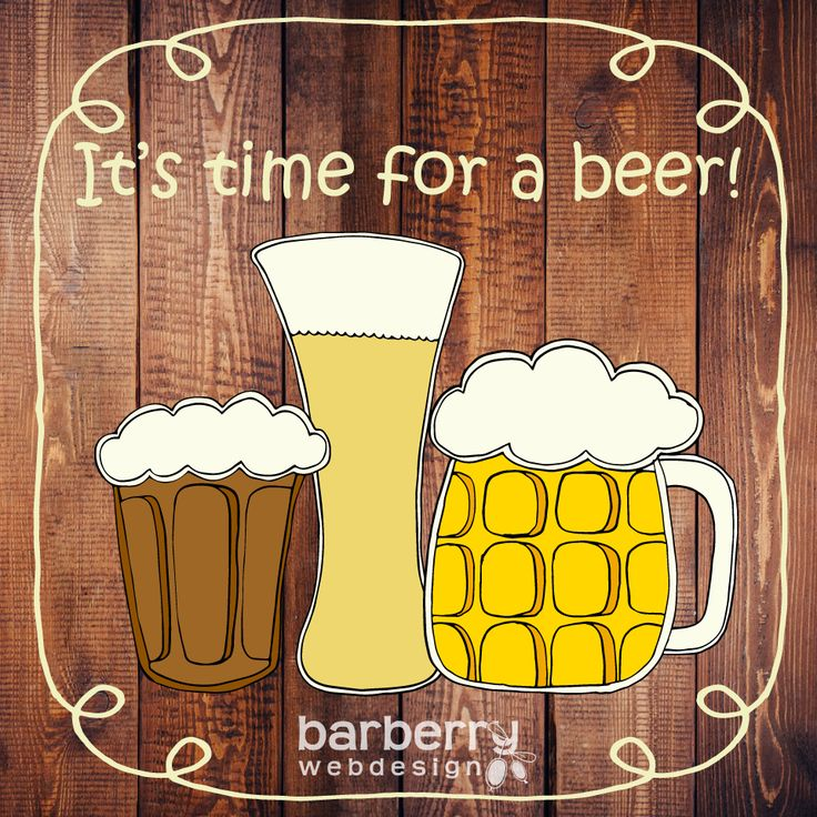 Inspired by the hot summer, mixing the handdrawn technique with digital graphics :-) #beer #graphicdesign #barberrydesign
