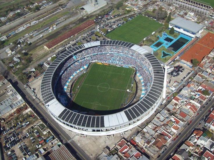 Racing Club stadium #cilindro