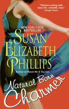 Chicago Stars Book 7NATURAL BORN CHARMER Avon Mass Market Paperback ISBN-10: 0060734582 ISBN-13: 978-0060734589