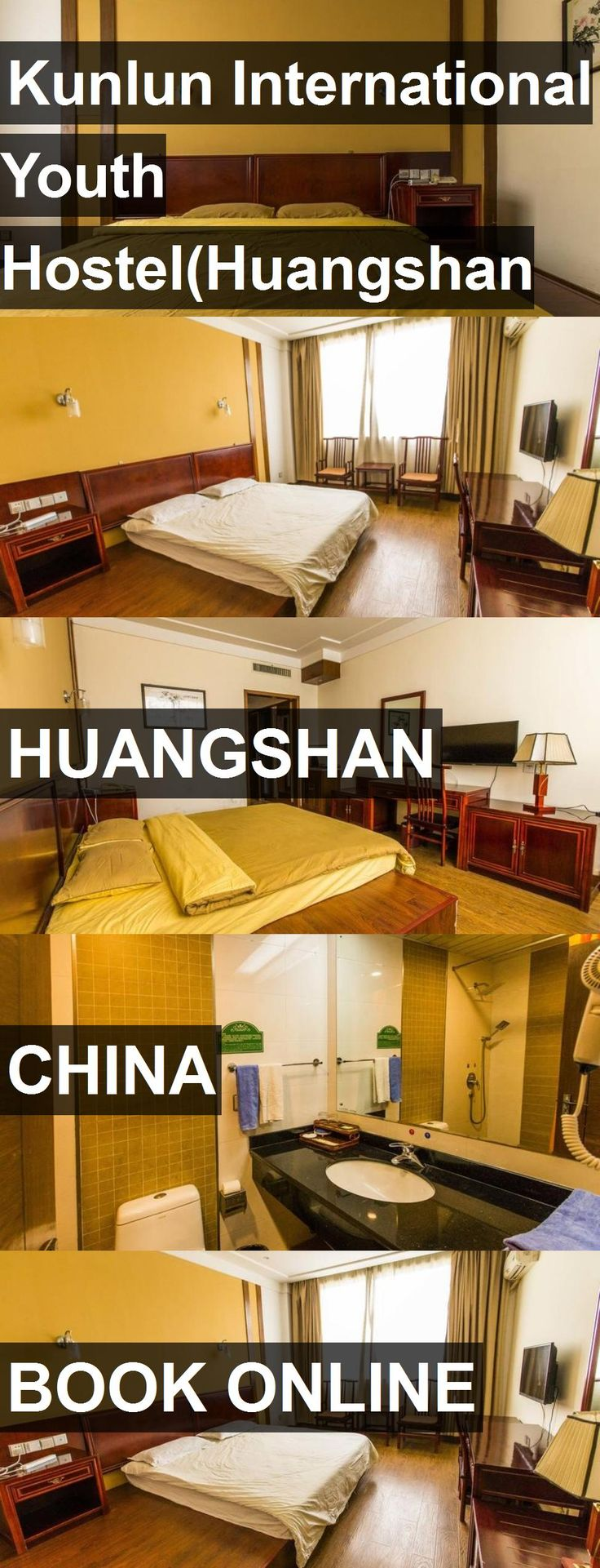 Kunlun International Youth Hostel(Huangshan City) in Huangshan, China. For more information, photos, reviews and best prices please follow the link. #China #Huangshan #travel #vacation #hostel