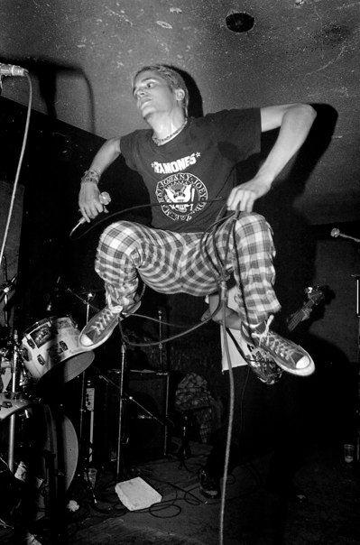 Jesse Michaels, Operation Ivy #music