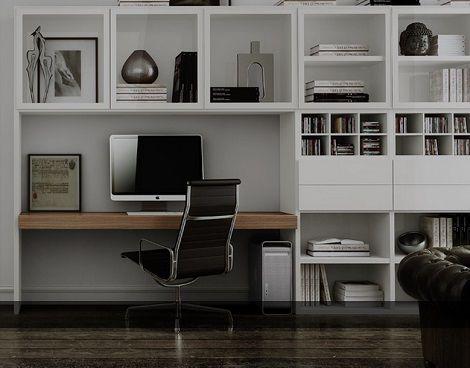 bureau wit lak of hoogglans carre meubelen boekenkast. Black Bedroom Furniture Sets. Home Design Ideas