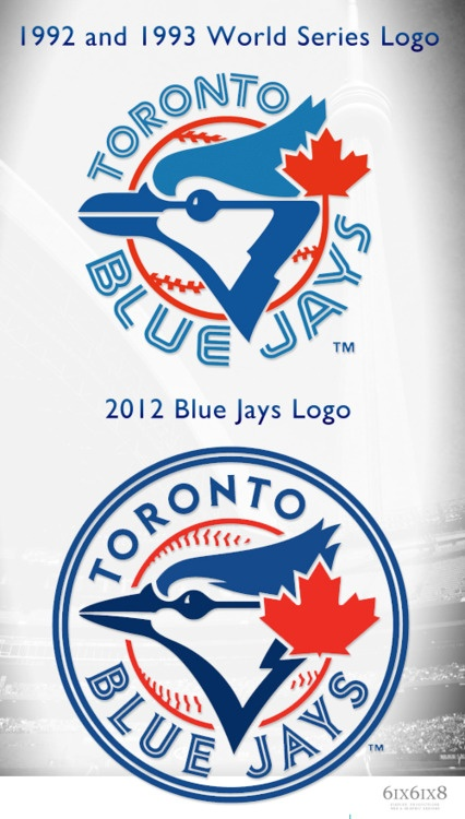What's old is new!  Toronto Blue Jay's new logo feels awfully familiar. #Baseball