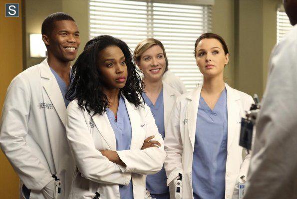 Grey's Anatomy | Season 10 | Promotional Episode Photos | Episode 10.19 - I'm Winning
