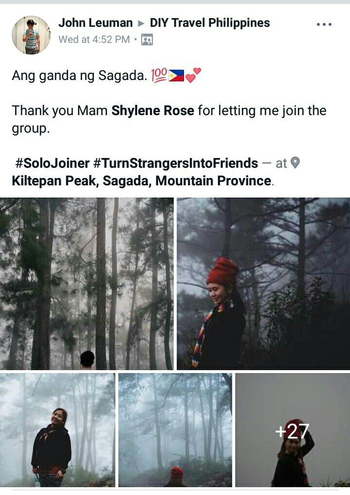 Kiltepan Peak Sagada, Mountain Province
