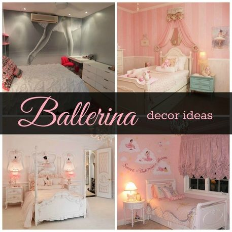 #ballerina #ballet #dance #decorideas #homedecor #interiordesign