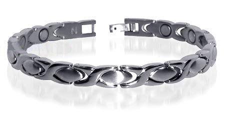 Titanium New Magnetic Hugs & Kisses Cute Bracelet 7.5 inch Gem Avenue. Save 55 Off!. $36.99
