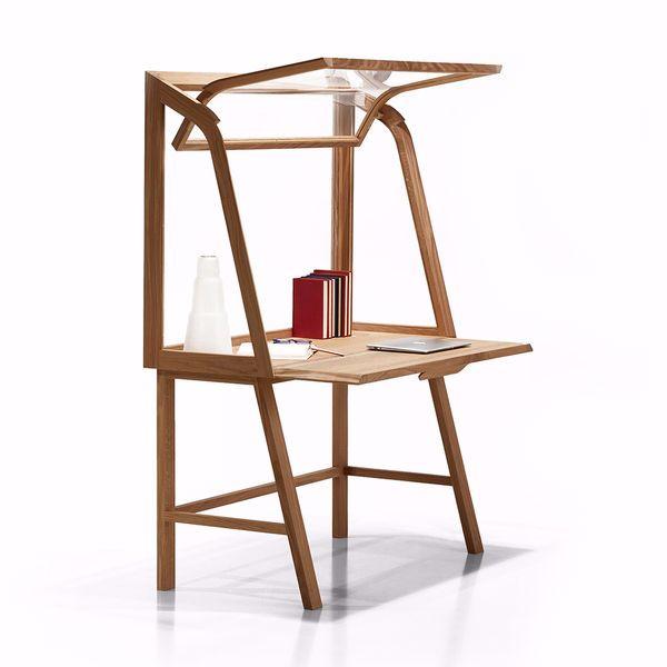 Scrittoio Secretello - design Michele de Lucchi - Molteni&C