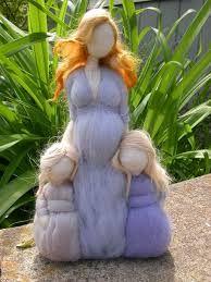"""Résultat de recherche d'images pour """"ange en laine cardée"""""""