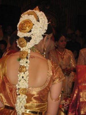 Aishwarya rai's wedding braid!