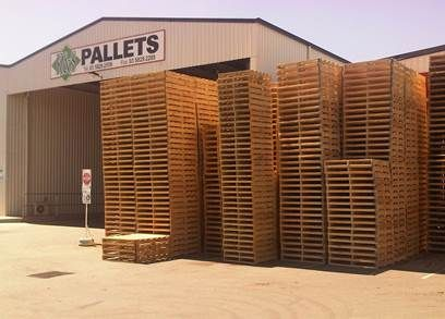 K & S Industries is rated among the top Wooden Pallets Manufacturer in Regional Victorian and Melbourne, with the ability to supply new timber pallets, low budget pallets, used pallets, export pallets (ISPM 15 certified) Skids, Pallet components and we are currently manufacturing in excess of 1500 new pallets per day.