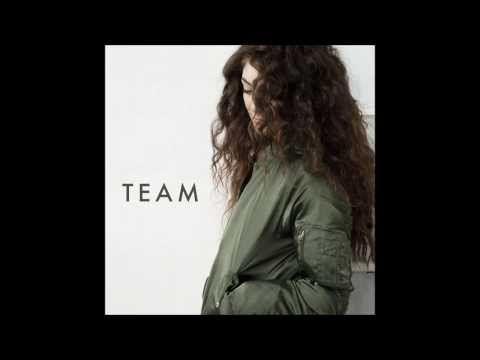 Lorde - 'Team' New Single Premiere! - Listen here --> http://Beats4LA.com/lorde-team-single-premiere/