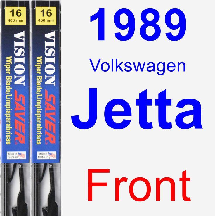 The 25 best volkswagen jetta 2008 ideas on pinterest jetta 2012 front wiper blade pack for 1989 volkswagen jetta vision saver fandeluxe Gallery