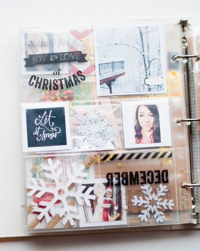 December Daily Days 15 - 25 by alexesmariebrown at @studio_calico