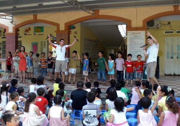 LATTITUDE VIETNAM - Sao Mai School