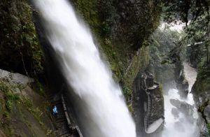 Finding a Moment of Peace in Devil's Cauldron – Ecuador