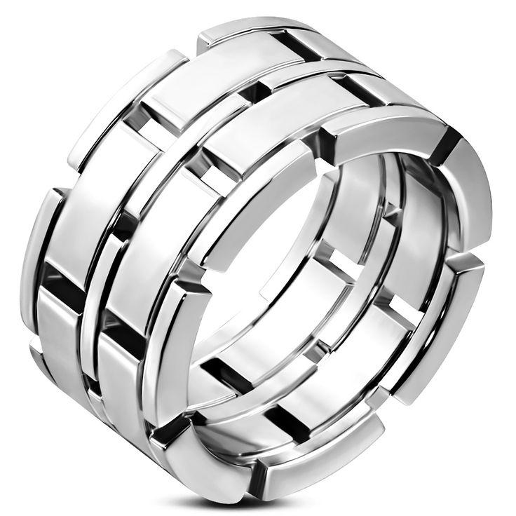 Nya smycken har anlänt! Ringar, armband och hängen. Välkommen in! #herrsmycken #metal #smycken #ringar #armband #halsband #biker #present #läder #tungsten #volfram #rostfrittstål