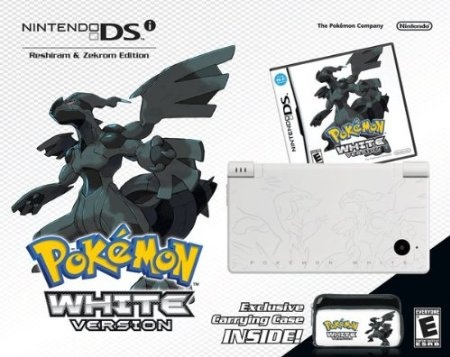 Pokemon White Version Bundle From $95.00 Amazing Discounts Your #1 Source for Video Games, Consoles & Accessories! Multicitygames.com Click On Pins For More Info!