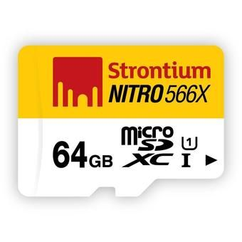 Buy Strontium Nitro 64GB 566x Micro SD Card online at Lazada Philippines. Discount prices and promotional sale on all Micro SD Cards. Free Shipping.