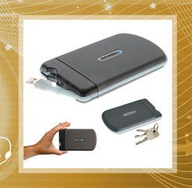Disco duro portátil para viajes resistente a los golpes Freecom ToughDrive 3.0