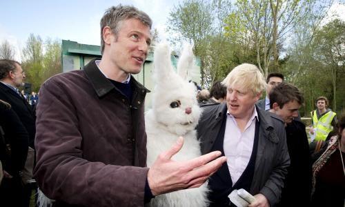 London mayoral race: Zac Goldsmith v Sadiq Khan | UK news | The Guardian