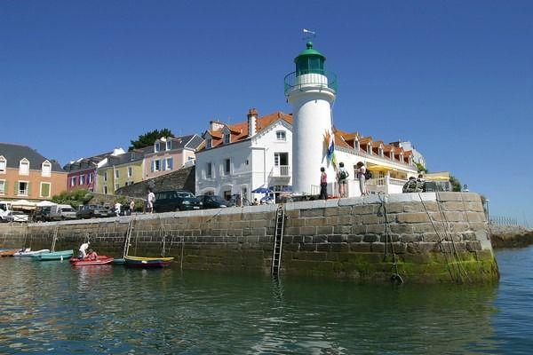 Port de Sauzon Belle Ile en Mer, Golfe-de-Morbihan - Morbihan Bretagne Sud