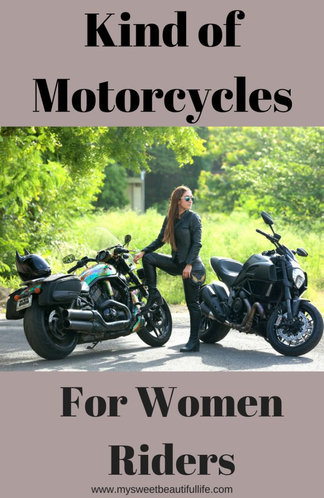 Sort of Bikes For Ladies Riders