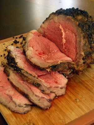 Cooking Prime Rib Roast -- a favorite for special occasions and holiday dinners, such as #Christmas & #NewYears