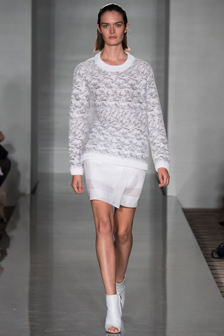 Spring 2015 Ready-to-Wear - Pringle of Scotland