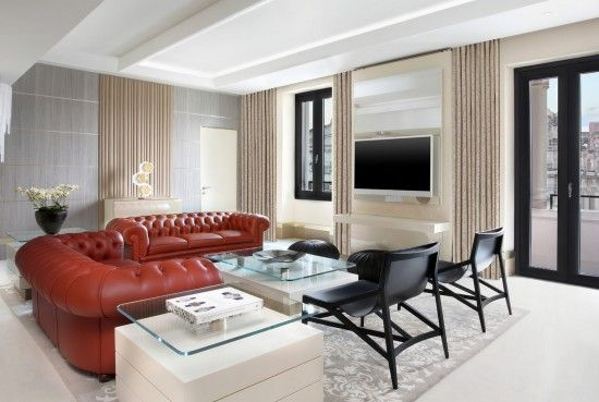 The Gallia suite. #excelsiorgallia